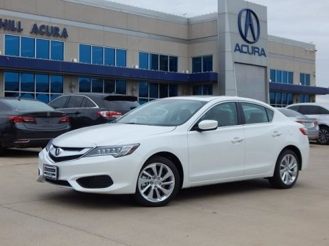 New 2018 Acura ILX Base 4D Sedan