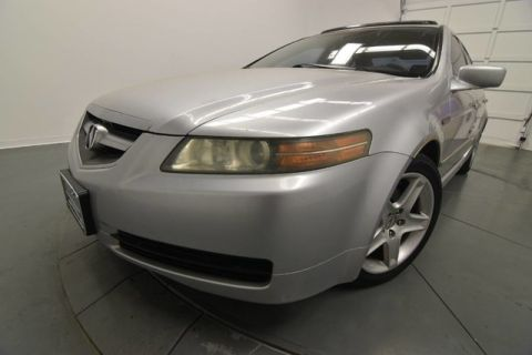 Used Acura TL Navigation System