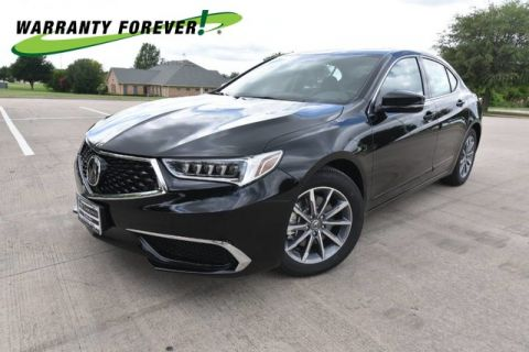 New Acura TLX 2.4 8-DCT P-AWS