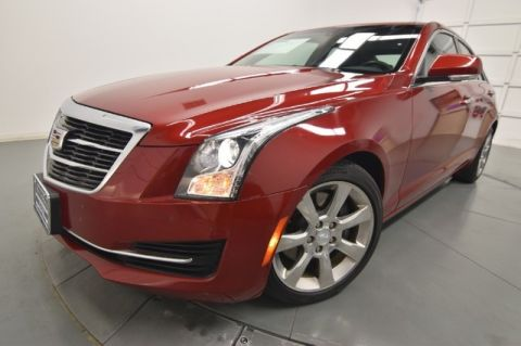 Used Cadillac ATS Sedan Luxury RWD