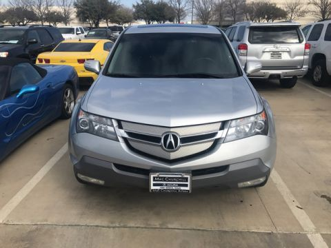 Used Acura MDX Tech/Entertainment Pkg