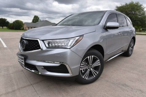New Acura MDX Base