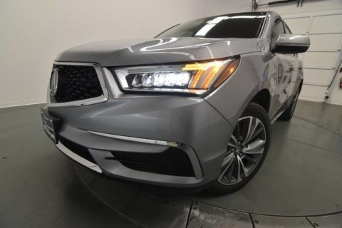 New 2017 Acura MDX with Technology Package With Navigation