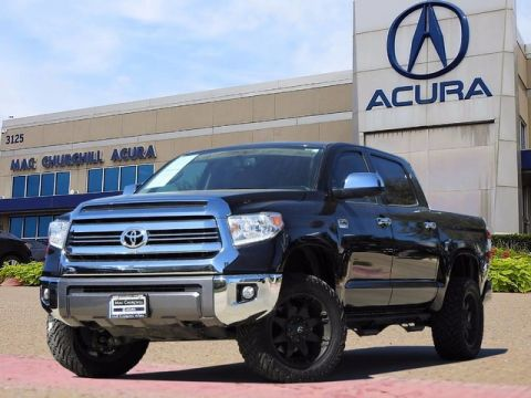 Used Toyota Tundra 4WD 1794 Edition