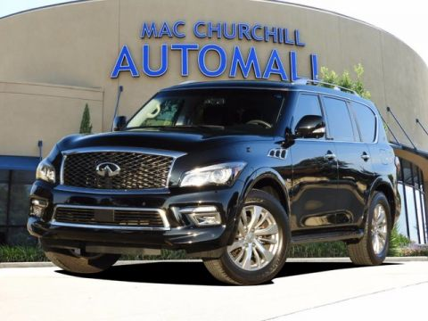 Used INFINITI QX80 LIMITED W/NAV/ROOF/TECHNOLOGY