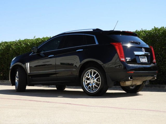 Pre Owned Cadillac Srx Premium Collection Suv In Fort Worth