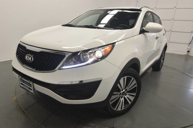 Pre Owned Kia Sportage Ex Suv In Fort Worth Mac
