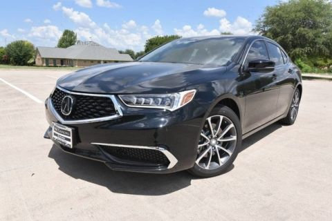 New 2018 Acura TLX 3.5 V-6 9-AT P-AWS